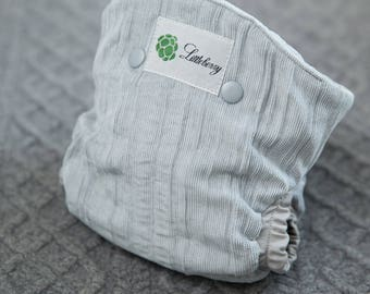 EXCLUSIVE! Littleberry cloth nappy, size 1
