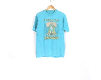 PHILADELPHIA SHIRT // 1991 // Philadelphia // Philly Shirt // PHilly T-Shirt // Philadelphia T-Shirt / Vintage Philly / Vintage Philadelphia