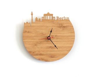 Berlin Modern Wall Clock