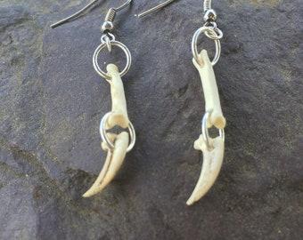Raven Talon Earrings