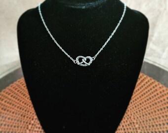 The Pretzel Necklace