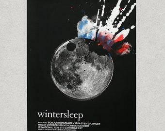 Wintersleep concert poster