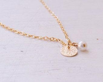 Gold Anklet,Pearl Anklet,Ankle bracelet,Foot Jewelry,Beach Anklet,Disc Anklet,Dainty Anklet,Gift for Her