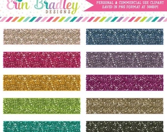 80% OFF SALE Glitter Clipart Instant Download Glitter Label Clipart Graphics Commercial Use