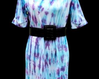 Tie Dye Dress Size Medium