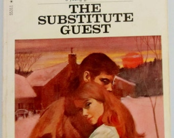 The Substitute Guest (Grace Livingston  Hill #20) Paperbaci published in 1970 by Bantam Books