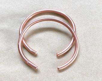 Copper bracelet, copper jewelry, copper arthritis bracelet, stackable copper bangle bracelet, copper boho bracelet, athritis jewelry