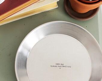 Popular items for aluminum pie pan & Aluminum pie pan | Etsy