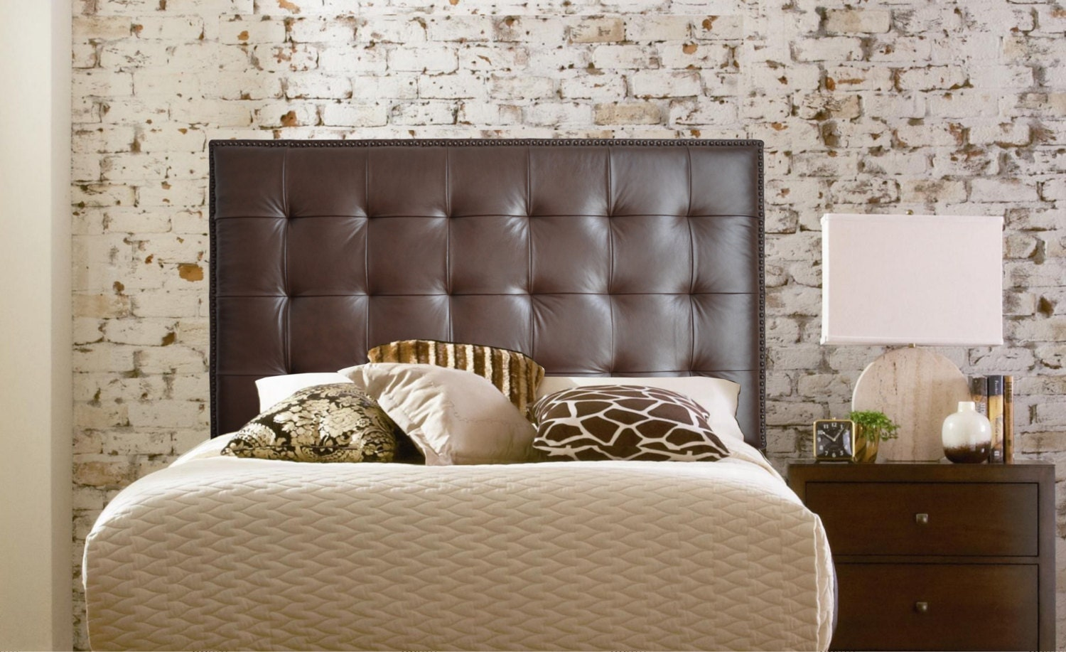 tufted set king upholstered fab ingenuity kids headboards bedroom mirrored black tall top headboard