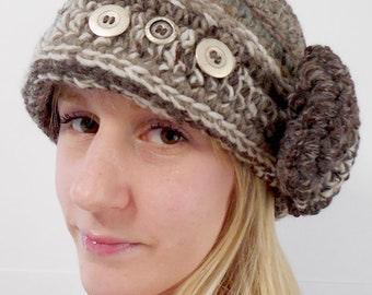 Miss Cloche Hat