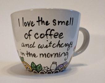 Coffee & Witchcraft Mug