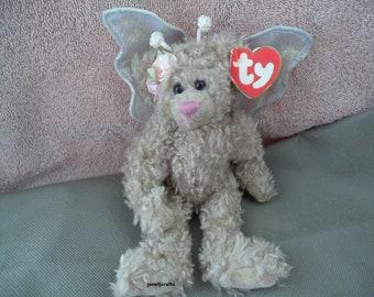 Ty Beanie babies ,Ty Beanie baby  Rafaella the bear ,Stocking stuffer, Gift under 25 ,Angel bear ,Bear with wings