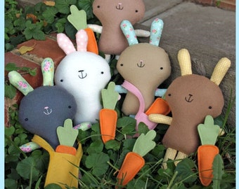 Funny Bunny Pattern