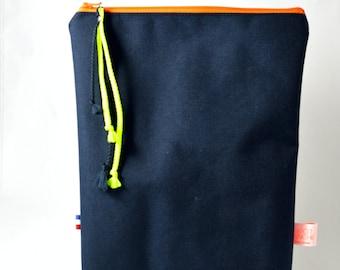 Water resistant zipper pouch.Swimsuit pouch.Wet pouch.Beach accessory. Swimsuit holder.Waterproof clutch.Beach bag.Wet bag. Bikini Bag.