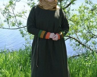 Slavic complex (2 dresses) for women (9-13th century)