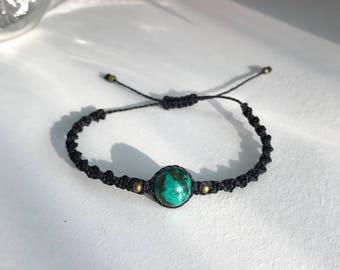 Bracelet •Chrysocolle•