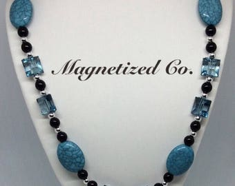 Midnight Breeze Necklace