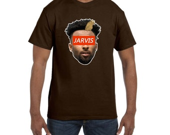 Jarvis Face High quality T-Shirt