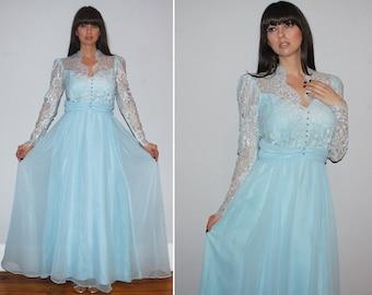 Winter Wonderland Prom Dress