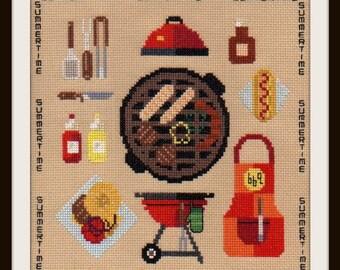 Summertime Grill'n--LB16311