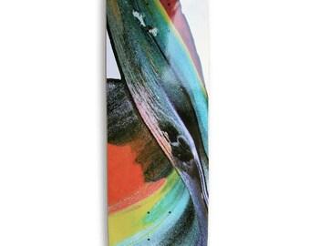 Abstract Skateboard Deck, DKD-HD5_EX