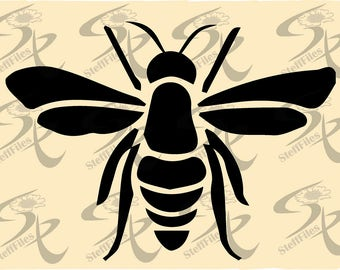Vector BEE ,silhouettes,SVG,DXF,eps,ai,png,jpg , clipart , Digital images, graphical