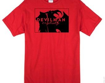 Devilman Crybaby T shirt