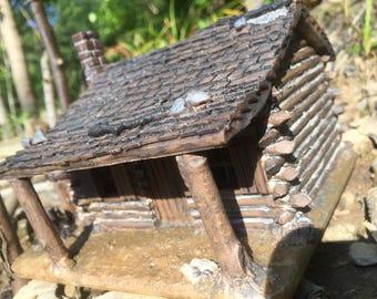 Wooden Cabin #1