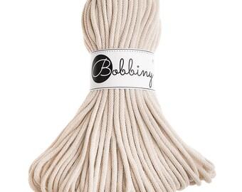 Bobbiny Rope – Natural (50m)