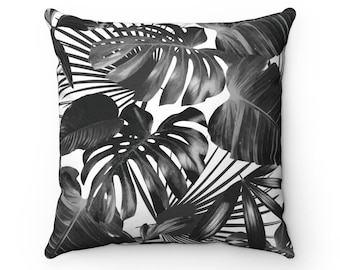 Wild Palm Decorative Throw Pillow (4 Sizes)
