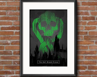 Harry Potter and the Half Blood Prince DIGITAL Poster Fan Art