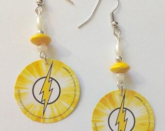 Flash earrings!