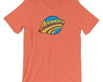 AutoWorld Flint, Michigan T-Shirt