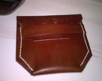 Leather Money pouch