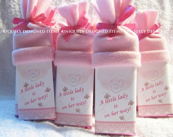 Personalized Baby Shower Favors Baby Shower Favor Custom Baby Shower