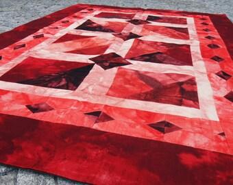 rug patchwork, kilim rug, oushak rug patchwork, rug runner red vintage rug floor rug patchwork rug,