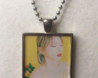 "Taeyeon ""My Voice"" Necklace"