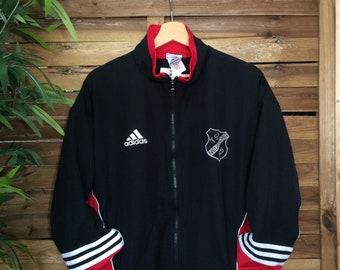 Adidas Jacke Vintage 90er Jahre Sportswear Mahalo Vintage Store b7b82e91ee