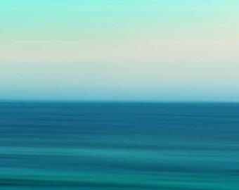 """Beach Photography, Water Photography, Abstract Photography, Ocean Photography, Abstract Art, Fine Art Photography, """"The Endless Summer"""""""