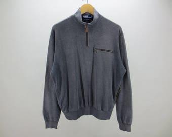 Polo Ralph Lauren Sweater Vintage Polo Ralph Lauren Turtleneck Pullover Men's Size M