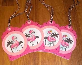 Handmade Gift Tags, set of four