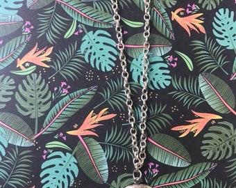 Curiouser Locket Necklace