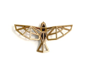 Bronze Bird Pendant