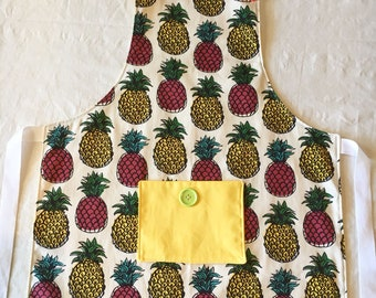 Kids Cooking Apron 5-12 Years