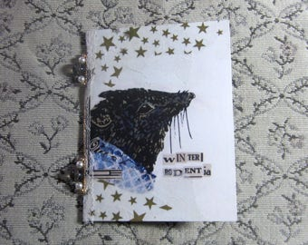 Winter Rodentia - Artists Book