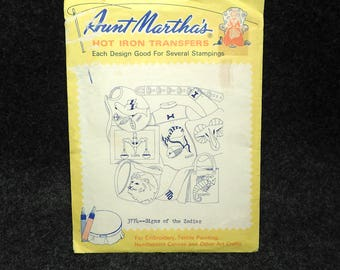 Zodiac Signs Aunt Martha's Hot Iron Transfers - All Original - Unused - Patterns