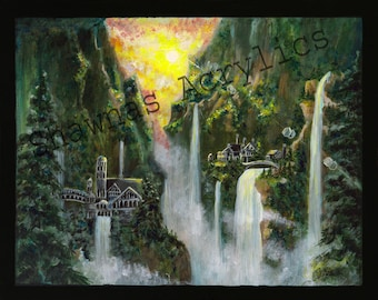 Lord of the Rings Rivendell