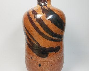 Handmade Ceramic Bottle/Vase