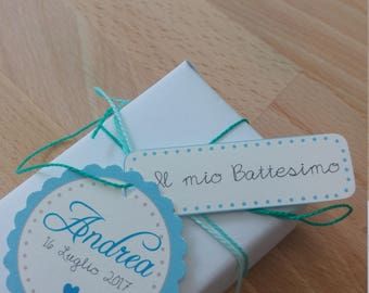 Baby Shower Tags -