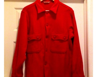 Vintage Official Boy Scout Jacket